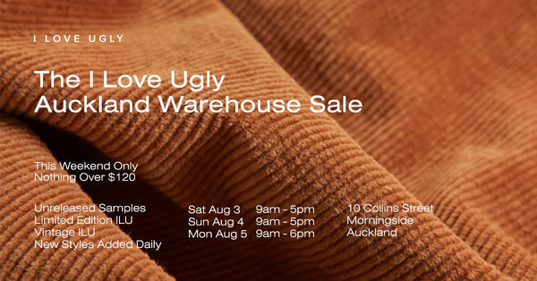 Auckland Warehouse Sale