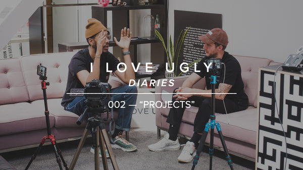"ILU Diaries: 002 - ""Projects"""