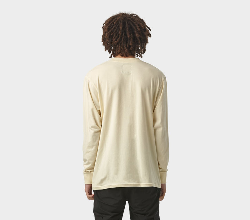 Long Sleeve Tee - Vanilla