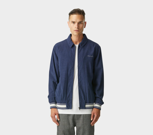 Angel Coaches Bomber - Navy