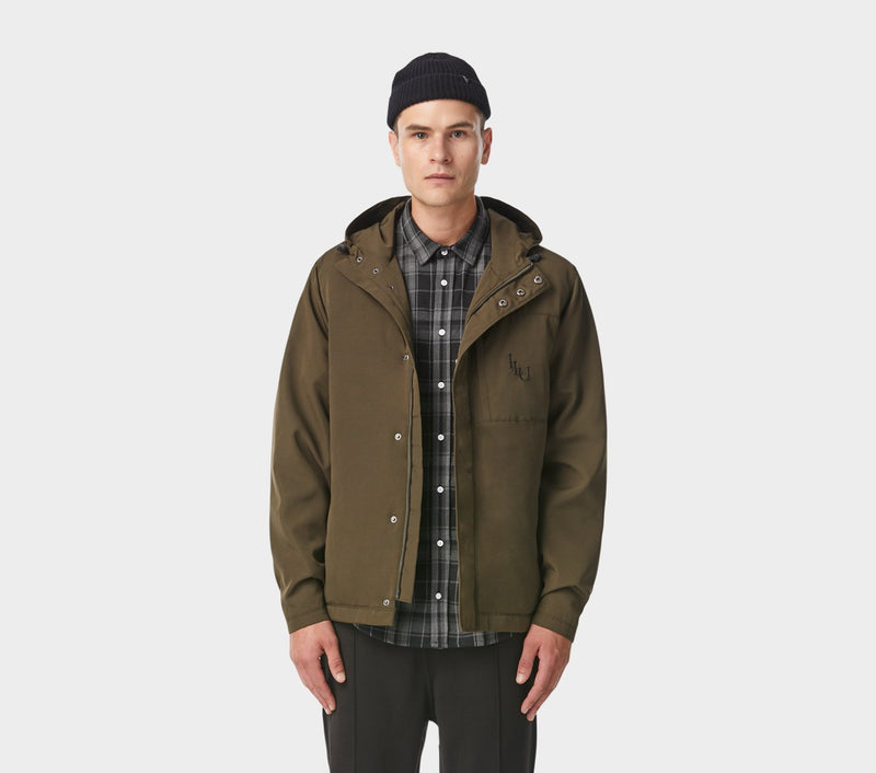 Miro Jacket - Forest Green