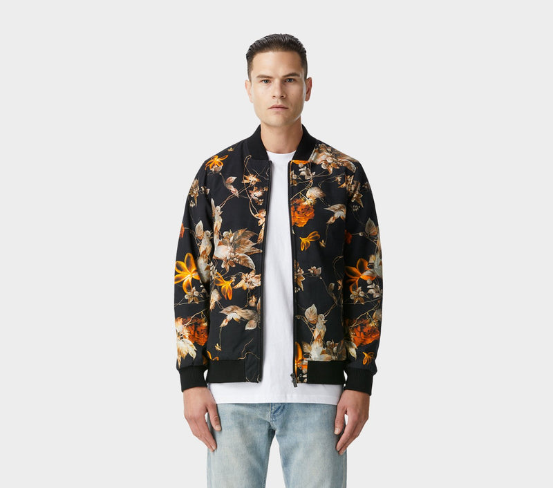 Bomber Jacket - Black Sunday