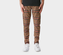 Smart Zespy Pant - Big Check