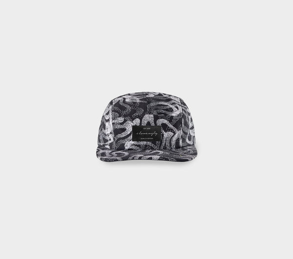 5 Panel Cap - Kaleidoscope