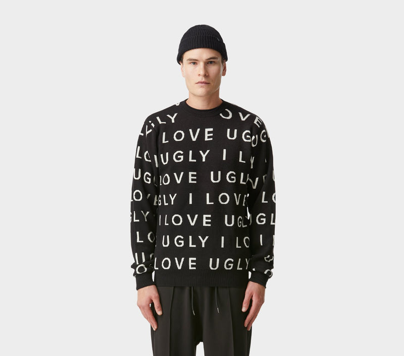 ILU Alza Sweater - Black