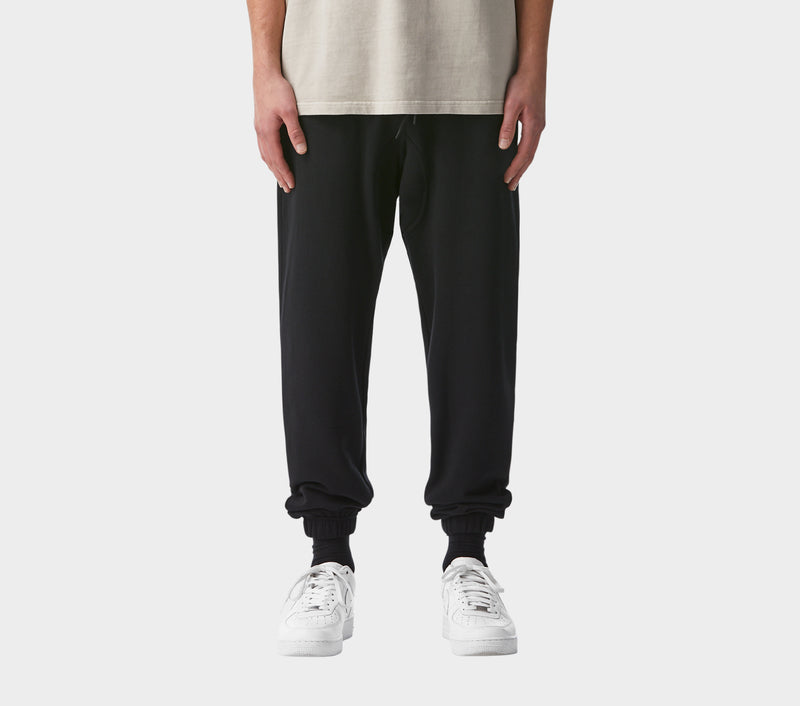 Ribbed Bobby Trackie - Black