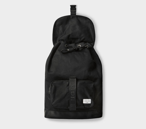 Cizo Backpack - Black Tape