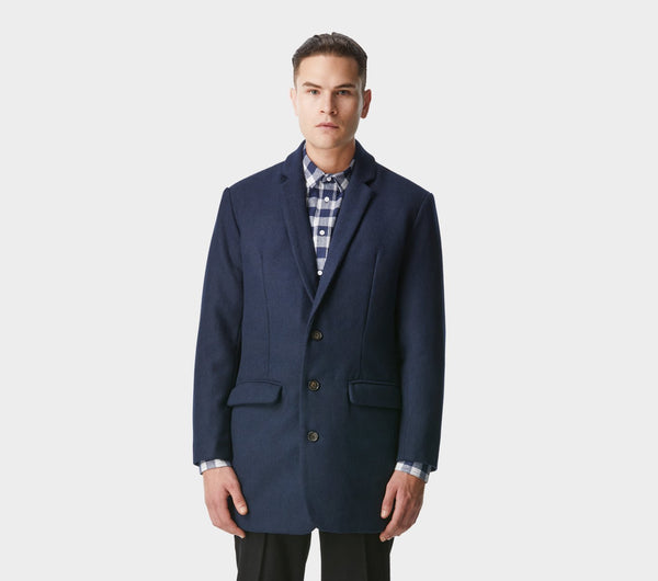 Sebastian Coat - Navy
