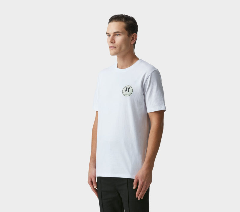 ILU Smiley Tee - White