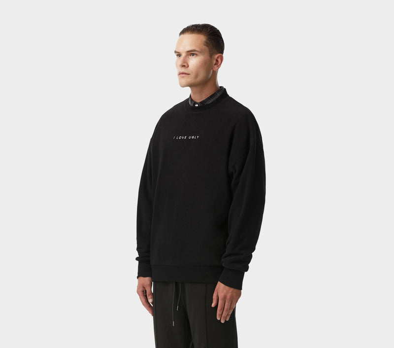 Box Bobby Crew - Black