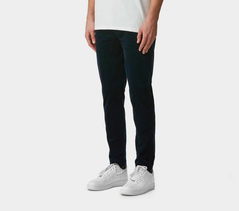 Smart Pant - Midnight Corduroy
