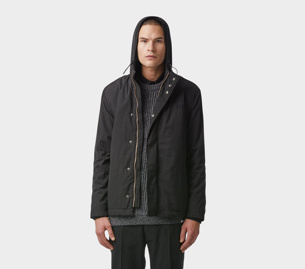 Miro Parka Jacket - Black