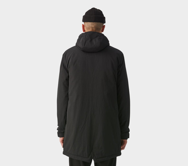 Hudson Parka Jacket - Black