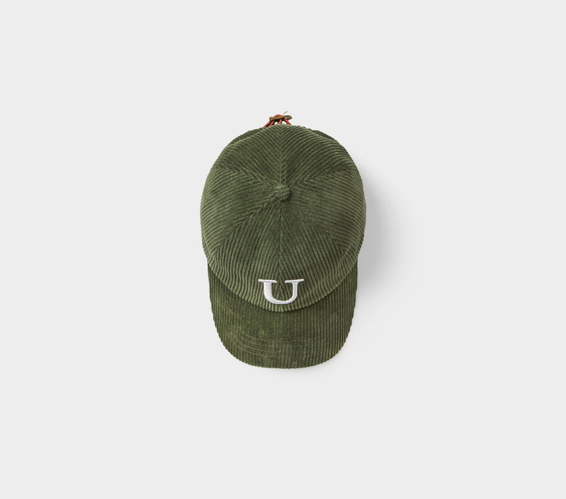 U Porter Cap - Forest Green