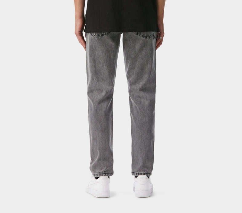 Tony Denim Pant - Grey Wash