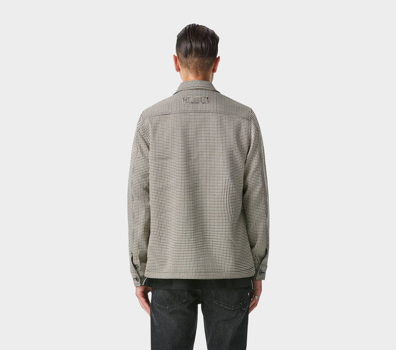 Poker Jacket - Houndstooth