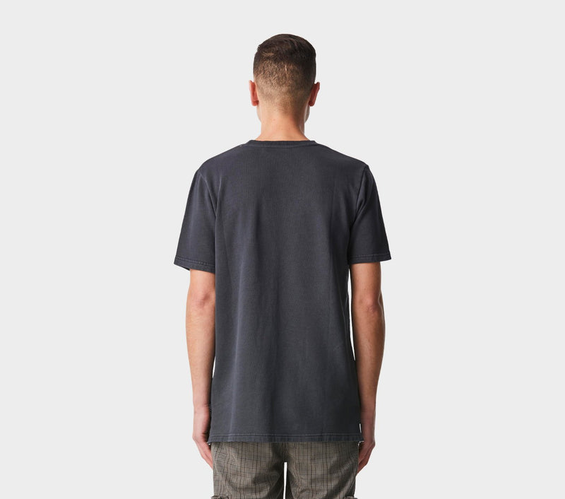 Heavy Easy Tee - Washed Black