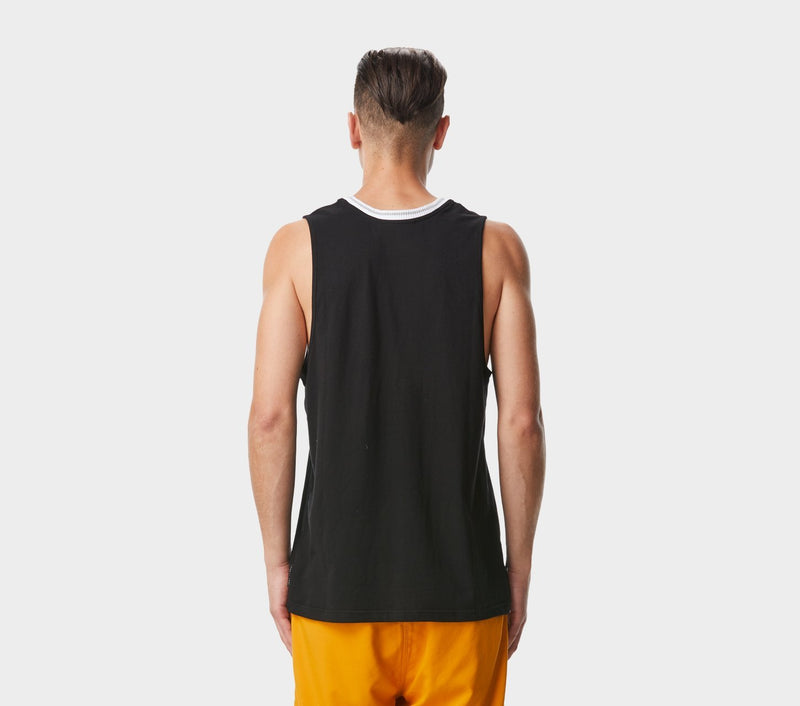 Donnie Singlet - Black