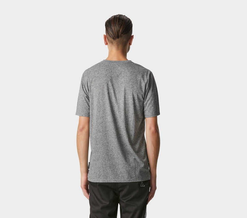 Easy Logo Tee - Grey Speckle