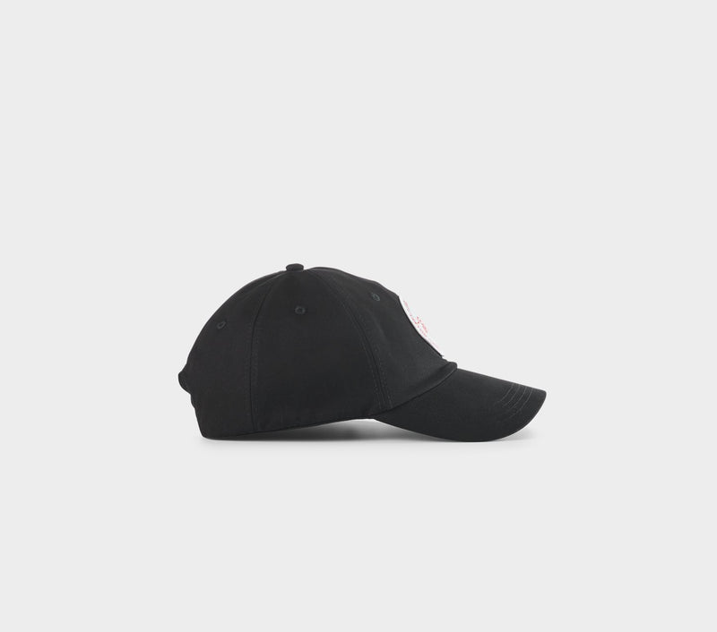 Patch Porter Cap - Black
