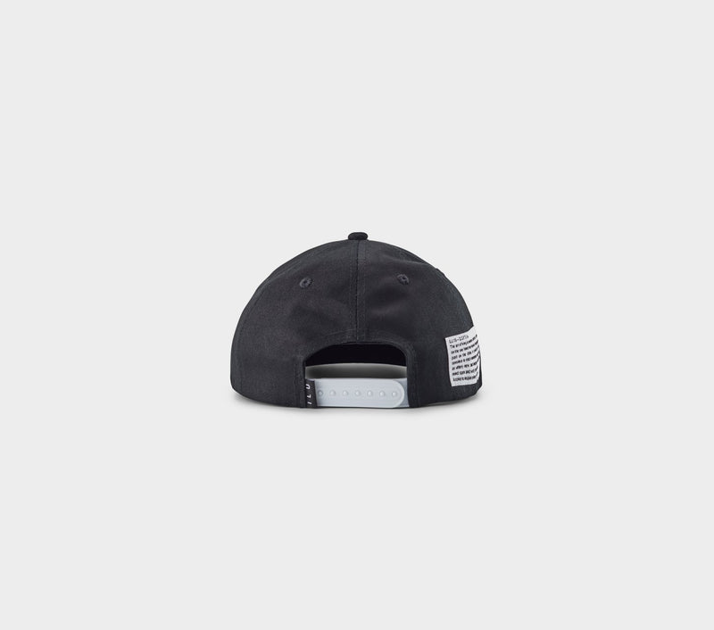 Angel Cap - Black