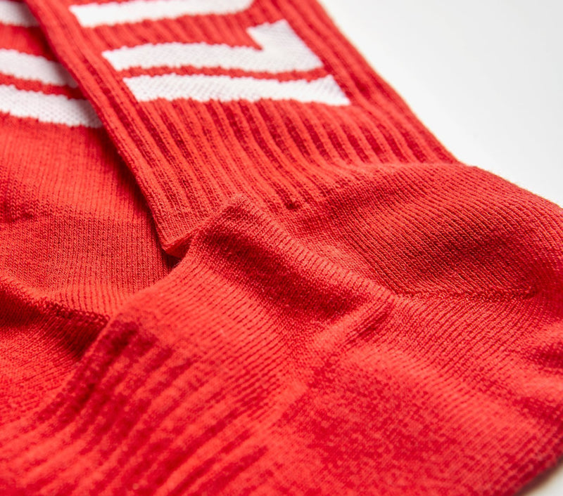 Athletic Sock - Trafford Red
