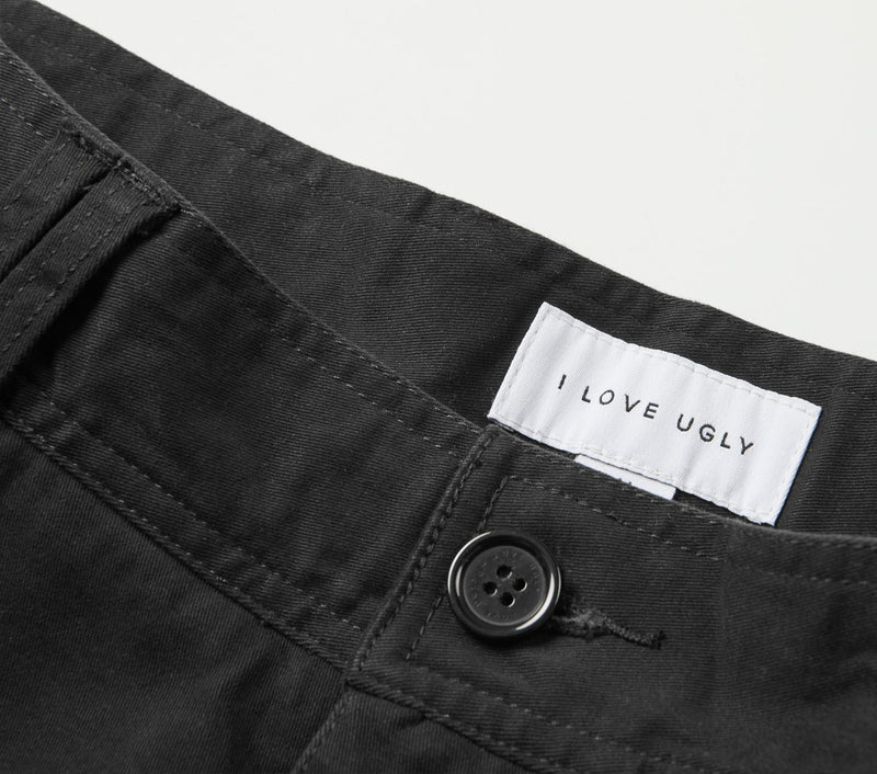 Full Slim Kobe Pant - Black