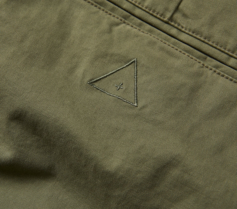 Smart Zespy Pant - Moss Green