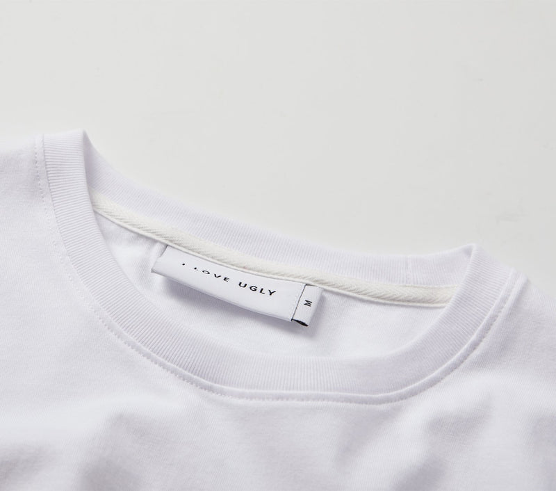 Candy Tee - White