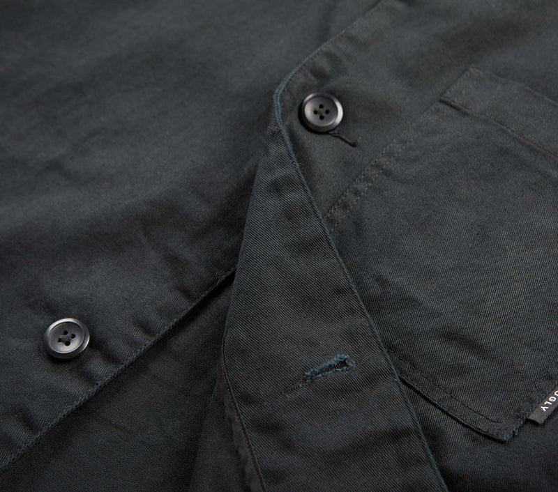 Worker's Jacket - Black