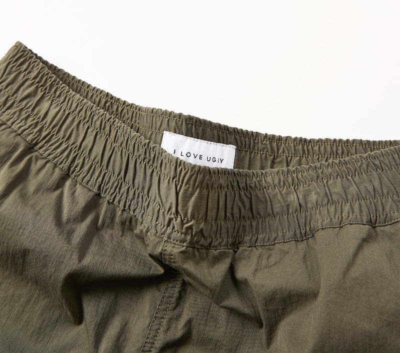 Angelo Short - Olive