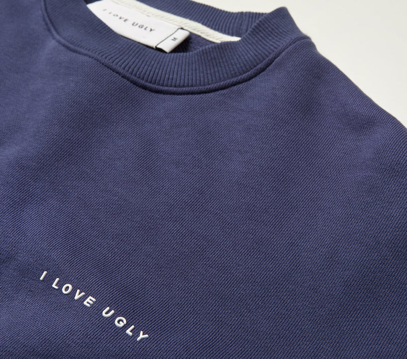 Box Crew - Washed Navy