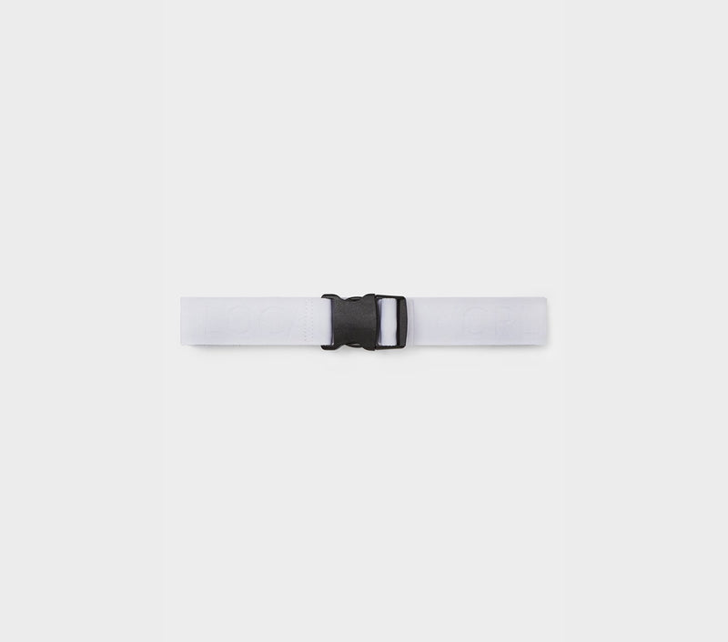 Studio Belt - White