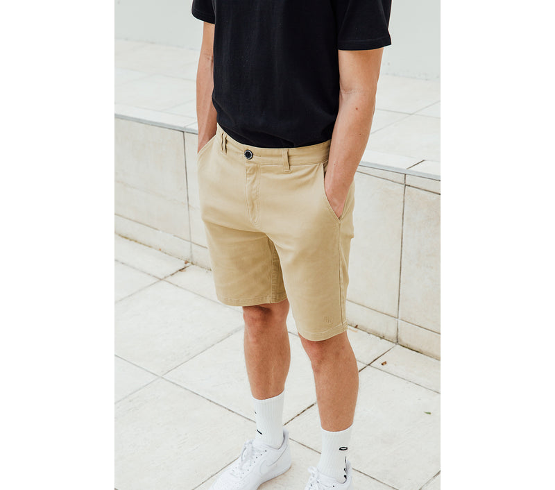 Staple Short - Tan