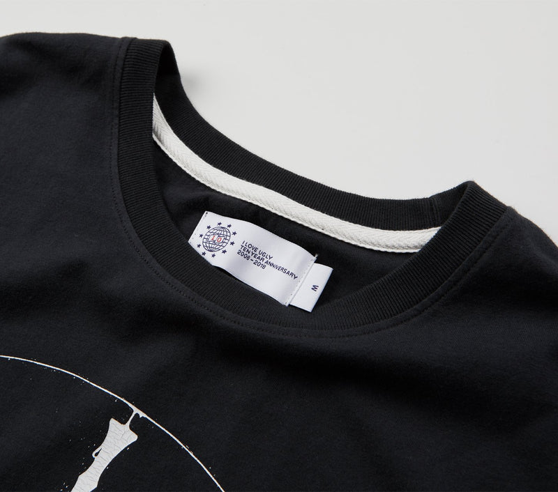 Bad Dreams Tee - Washed Black