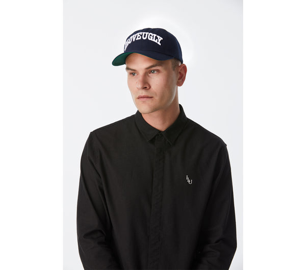 College Dad Cap - Navy