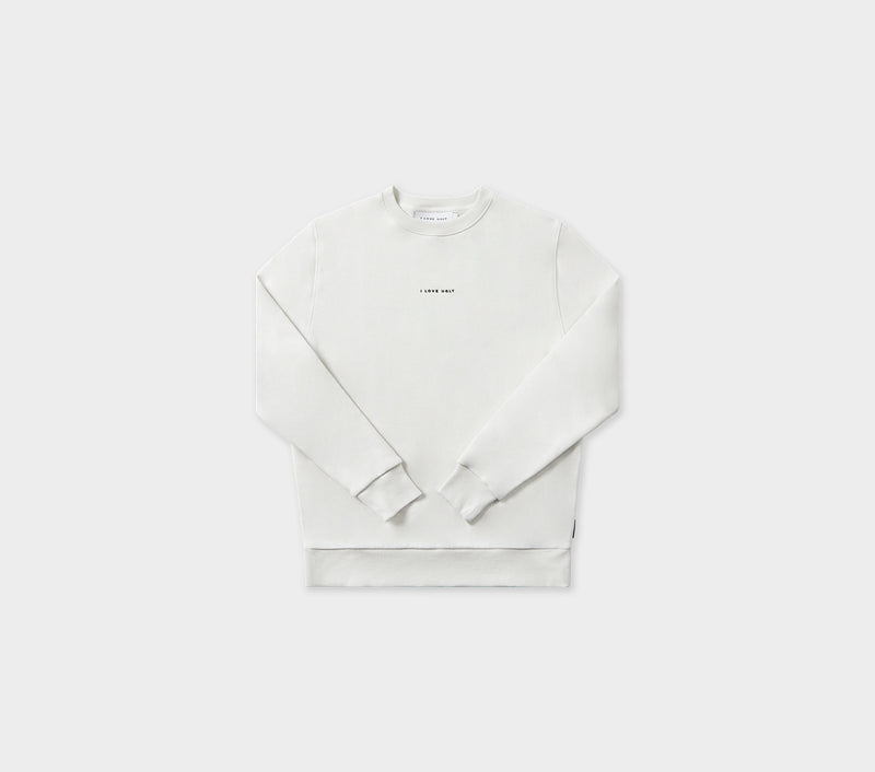 Casper Crew - Winter White