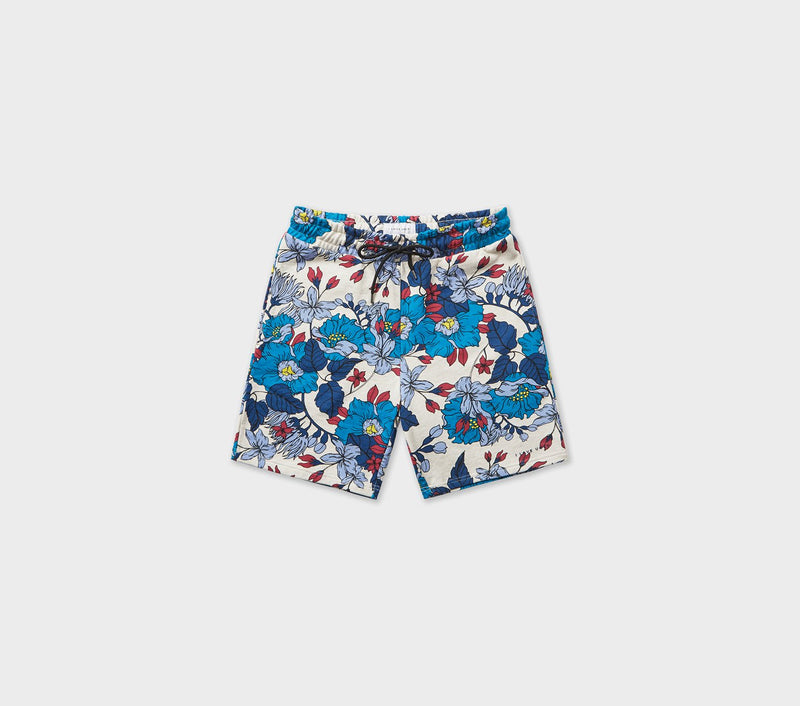 Bluebells Trackie Short - Oatmeal
