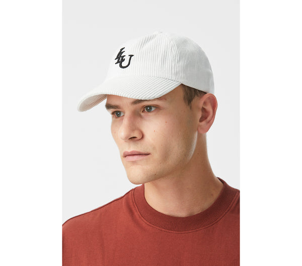 Dad Cap - Winter White Corduroy