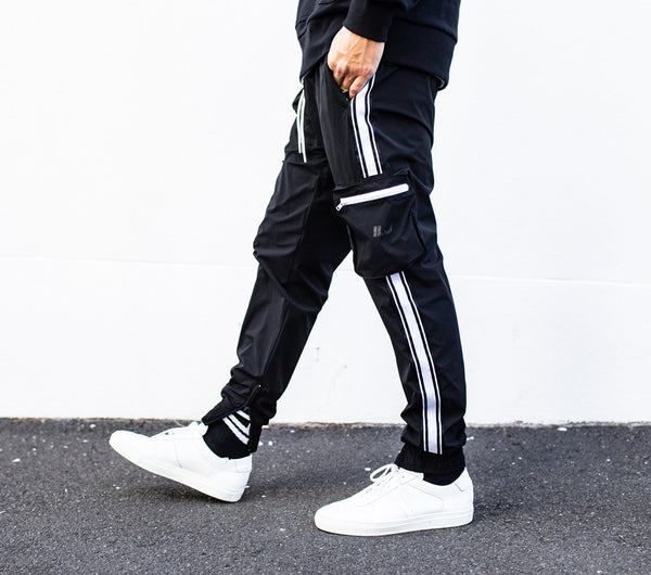 Koto Athletic Pants - Black