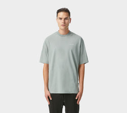 Box Fit Tee - Foam Grey