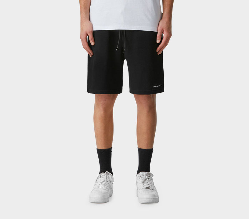 Trackie Short - Black