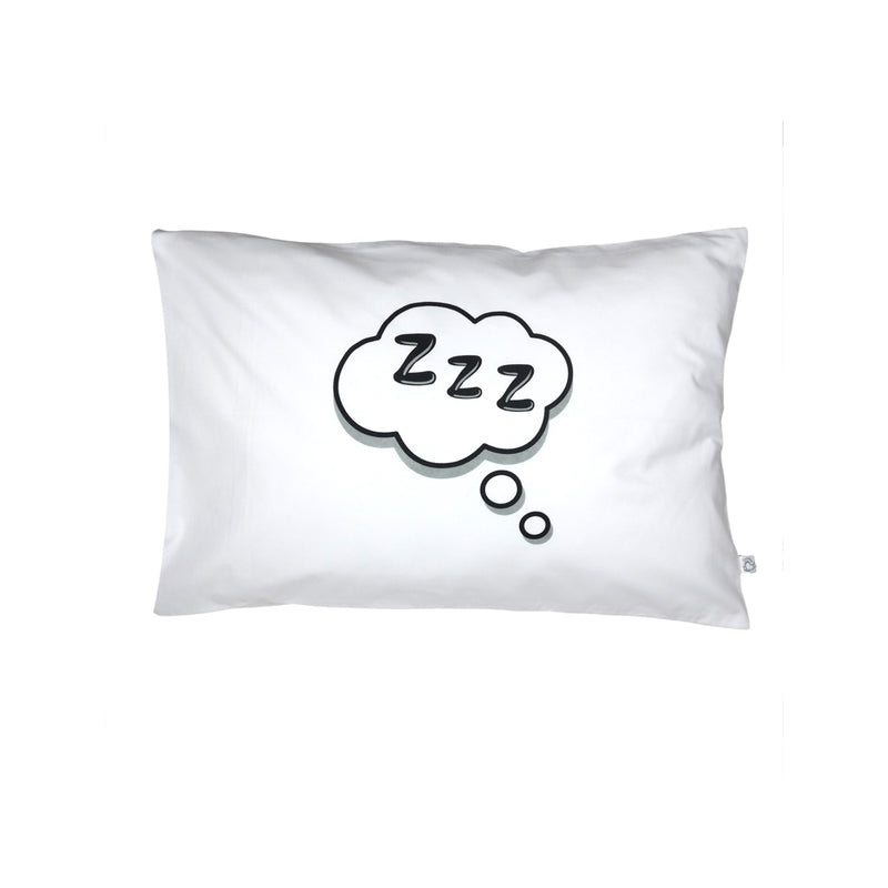 Handprinted Junior Cushion (Kid's pillow) - ZZZ