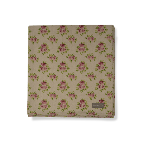Table Cloth - Vintage Rose