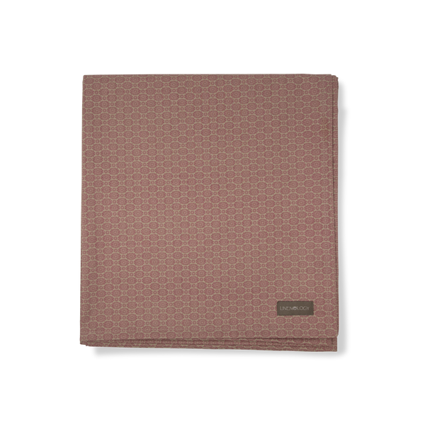 Table Cloth - Geo Pink