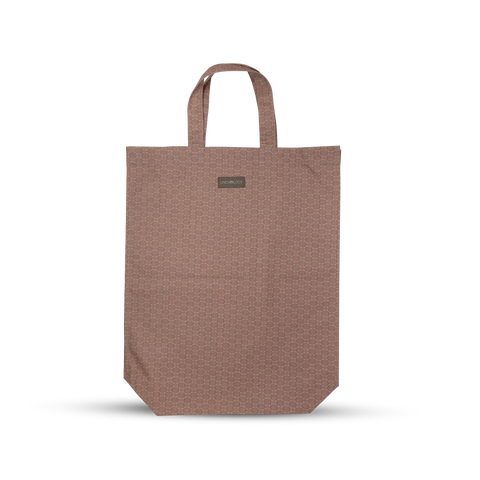 Shopping Bag - Geo Pink