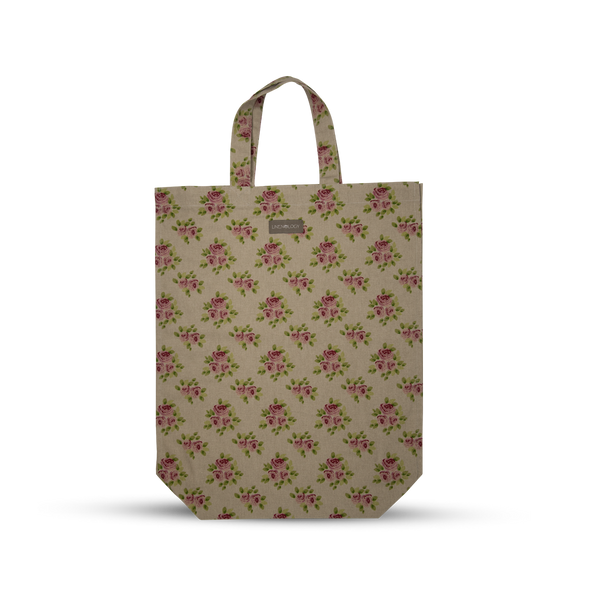 Shopping Bag - Vintage Rose
