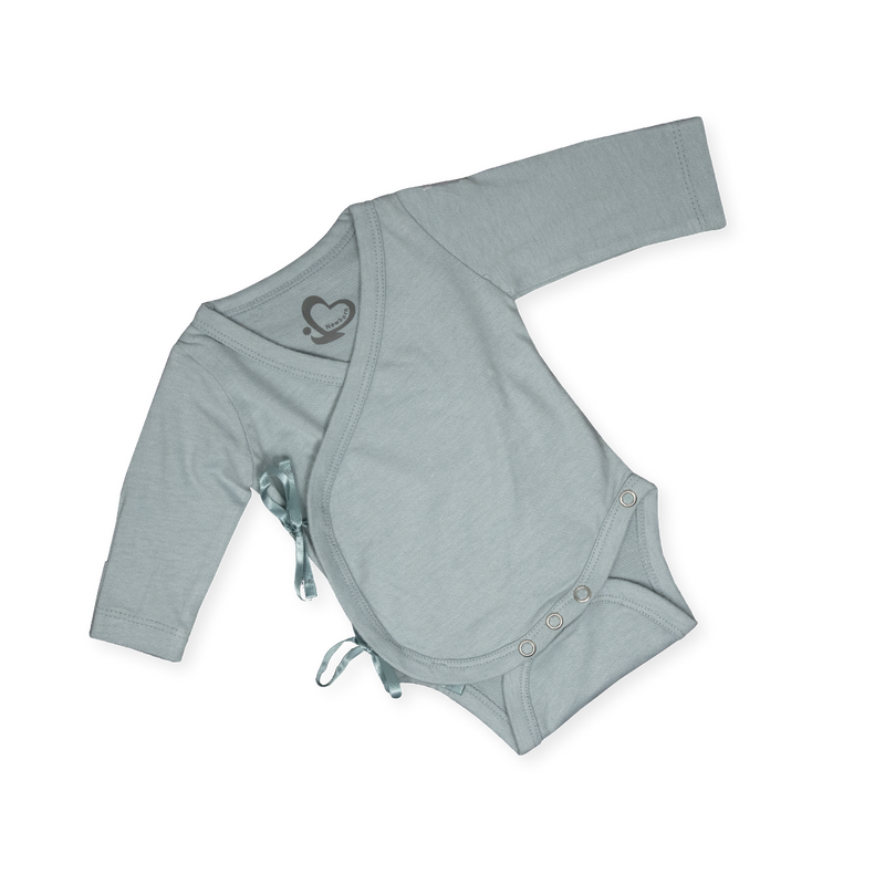 Organic Newborn Suit - A New Me - Ether