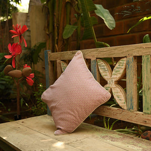 Cushion Cover - Geo Pink