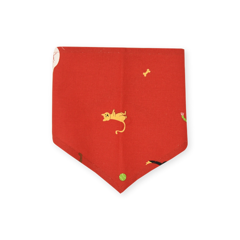 Dog Neckerchief - Medium -  Kiko & Patch